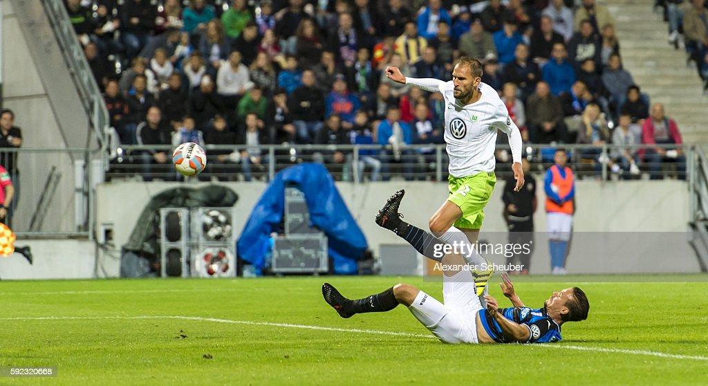 FSV Frankfurt v VfL Wolfsburg - DFB Cup