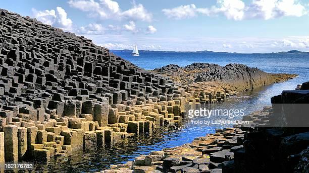 Basalt columns of Isle Staffa