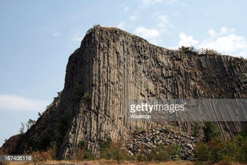 Colonnes de basalte : Photo