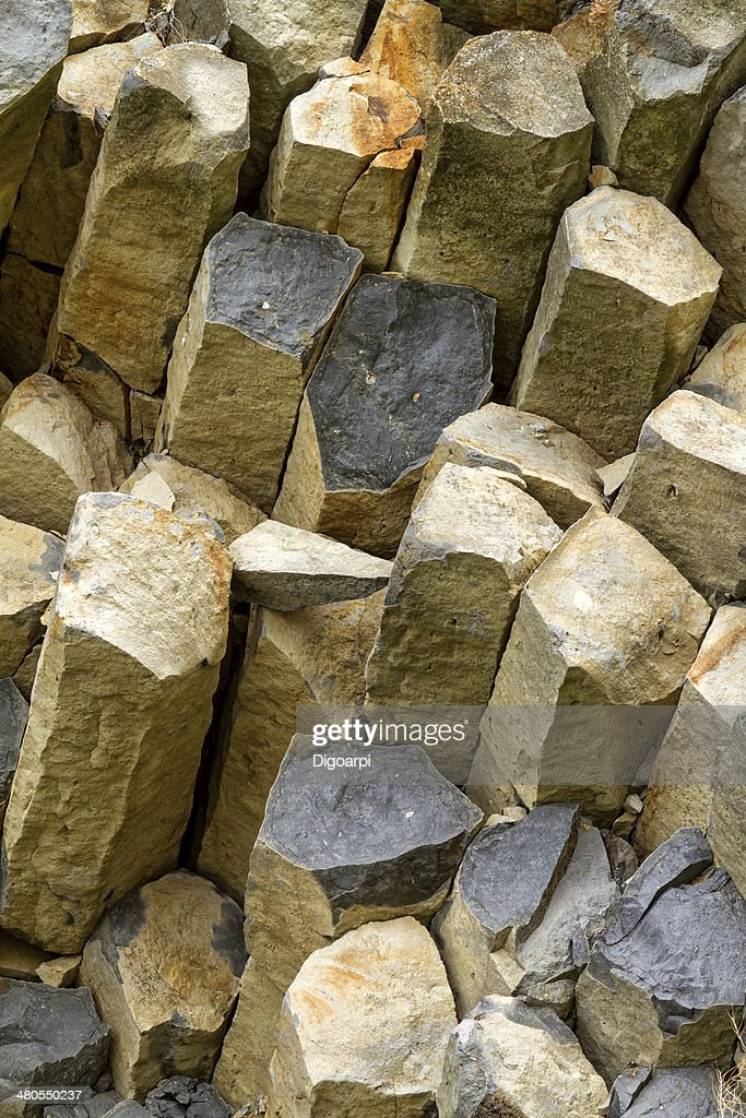 Basalt : Stock Photo