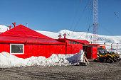 Base Presidente Eduardo Frei Montalva,Antarctica