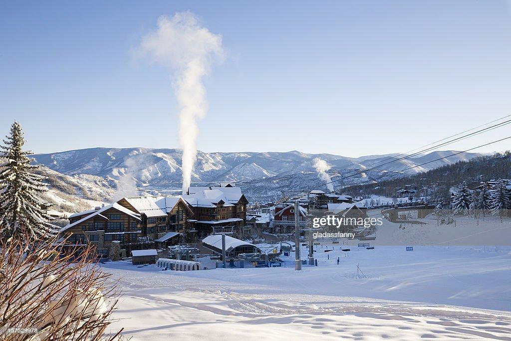 Base Ski Lodge