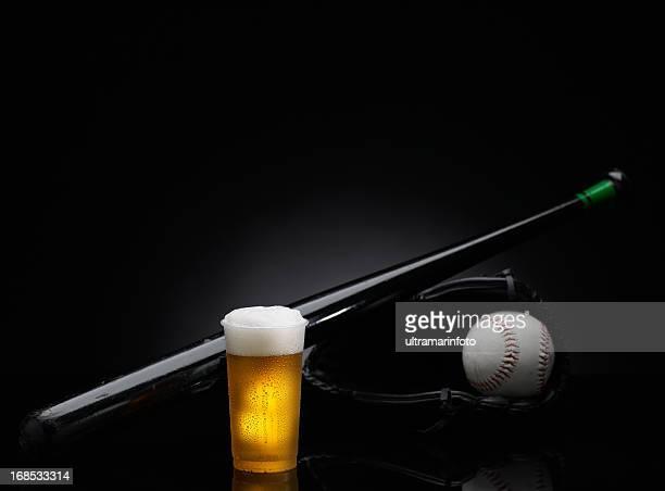 野球やビール