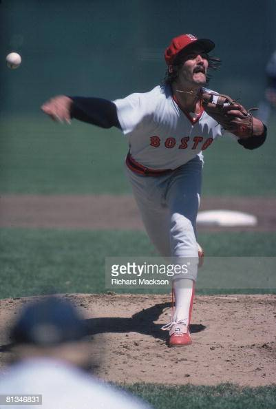 Boston Red Sox Dennis Eckersley Pictures Getty Images