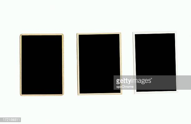 Baseball Card Frames - 50's, 70's and current