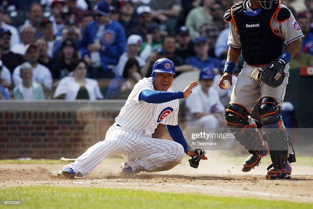 Chicago Cubs Kosuke Fukudome