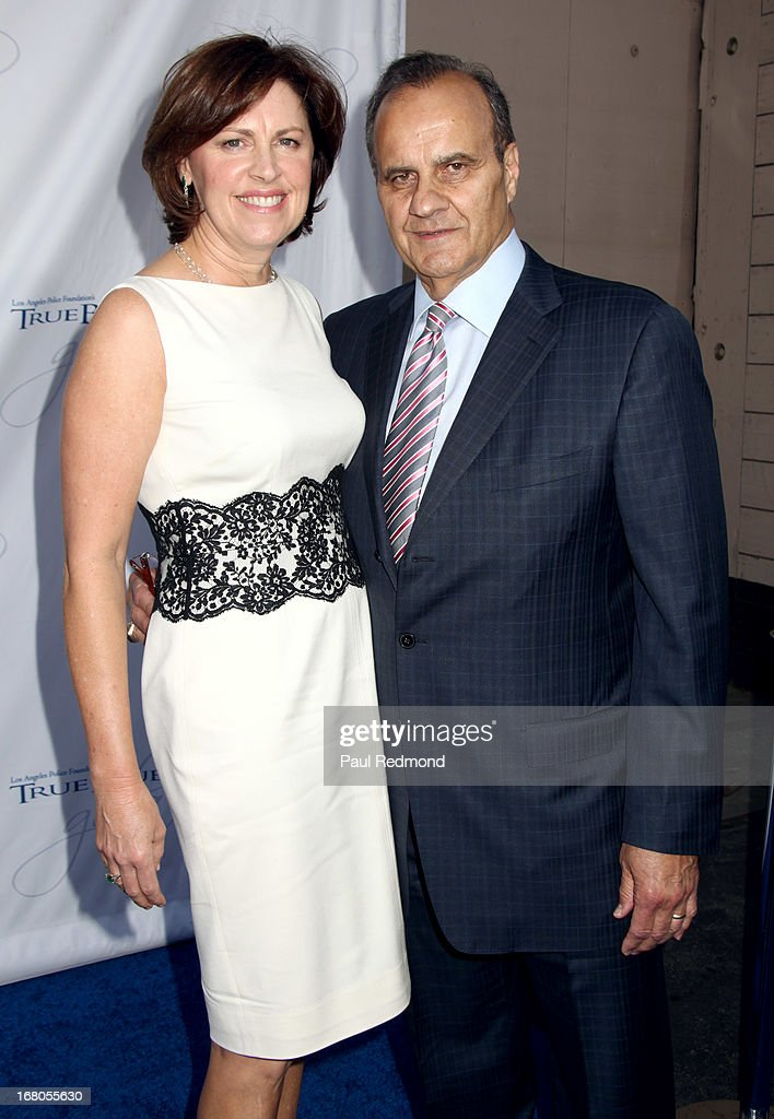 Baseball coach Joe Torre (R) and his wife Ali Torre attend The Los Angeles Police Foundation's 15th Anniversary True Blue Gala at Paramount Studios on May 2, 2013 in Hollywood, California.