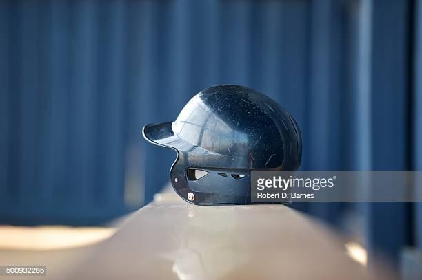 Baseball Dugout (Batting Helmet)