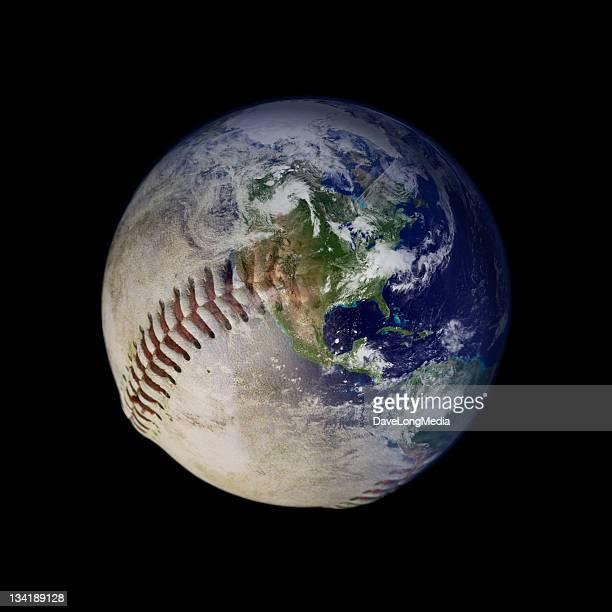 Tierra de béisbol