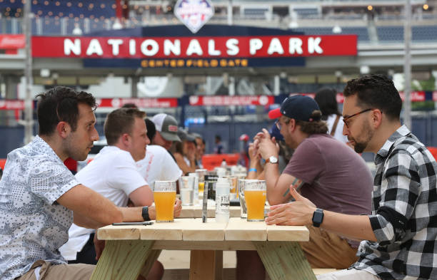 DC: Baseball's Opening Day Begins Shortened Season Without Fans