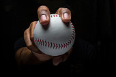 Learn to throw a fastball with this grip. The single best pitch in baseball