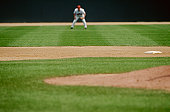 Baseball fielder.