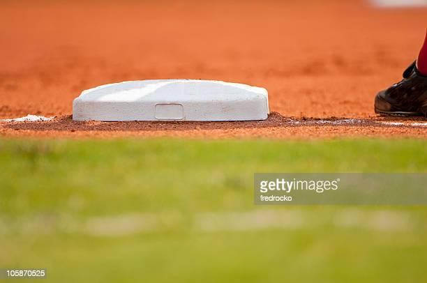 Baseball Game at Major League Baseball Field