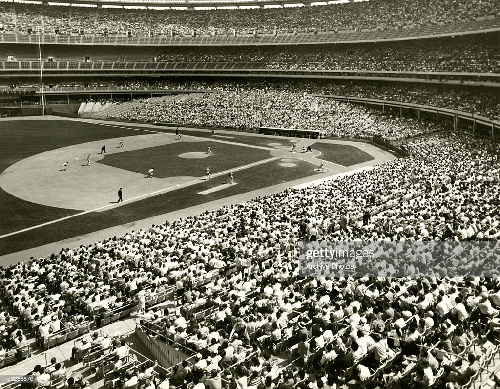 Baseball game : Stock Photo