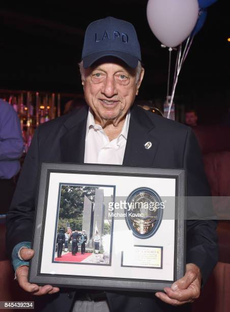 Baseball Hall of Famer Tommy Lasorda at the Heroes for Heroes Los Angeles Police Memorial Foundation Celebrity Poker Tournament at Avalon on...