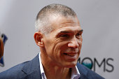 Baseball Manager Joe Girardi attends the 'Henry Me' New York Premiere at Ziegfeld Theatre on August 18 2014 in New York City