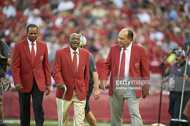 MLB All Star Game Former Cincinnati Reds Barry Larkin Joe Morgan and Johnny Bench selected as three of Franchise Four before National League vs...