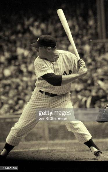 mickey mantle 1956 stock photos and pictures getty images. Black Bedroom Furniture Sets. Home Design Ideas