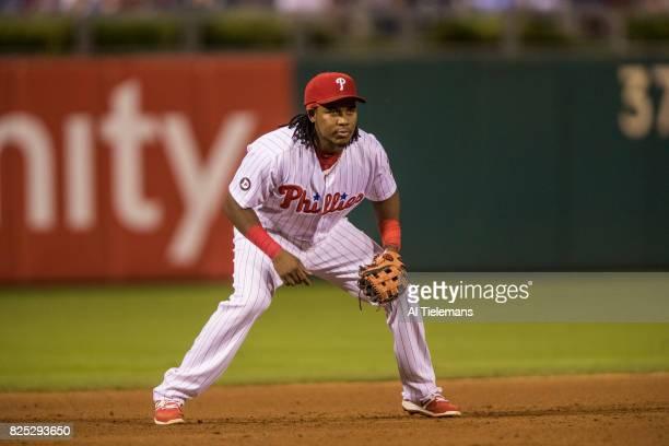 Philadelphia Phillies Maikel Franco in action vs Houston Astros at Citizens Bank Park Philadelphia PA CREDIT Al Tielemans