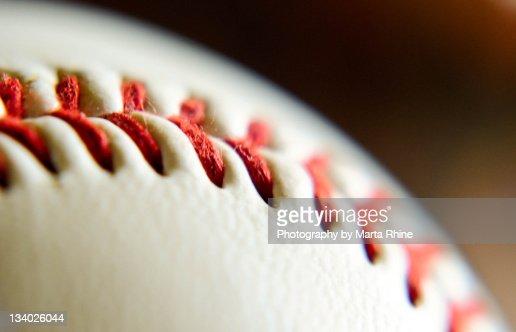 Baseball : Stock Photo