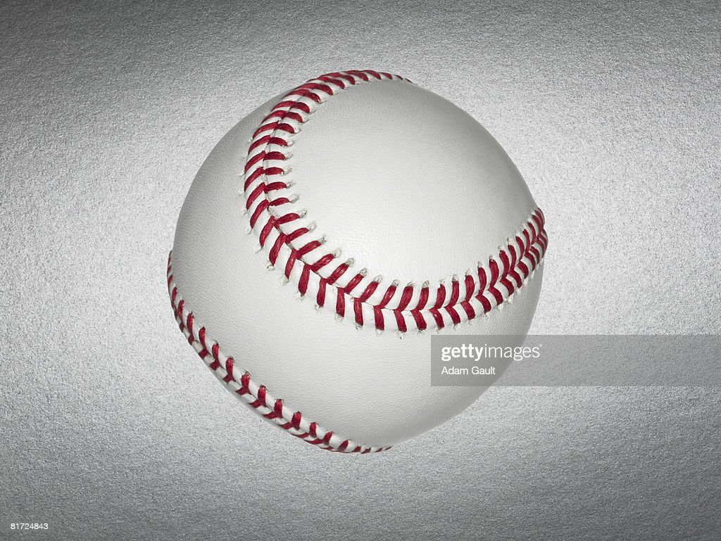 A baseball : Stock Photo