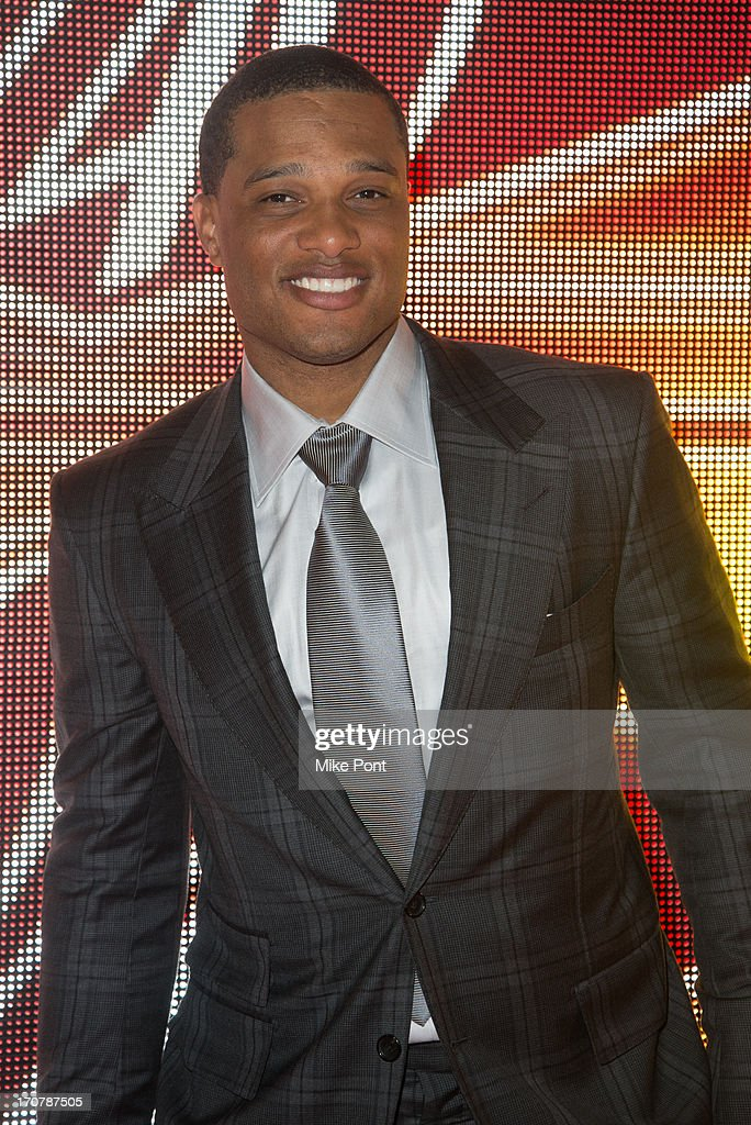 Baseball Player Robinson Can attends The 40/40 Club 10 Year Anniversary Party at 40 / 40 Club on June 17, 2013 in New York City.