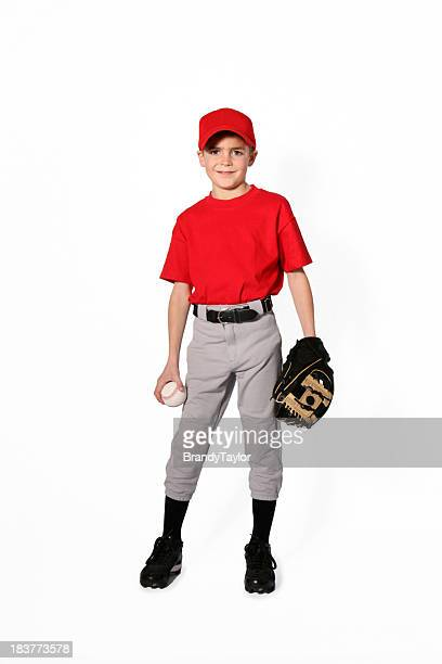 Player_little League Baseball