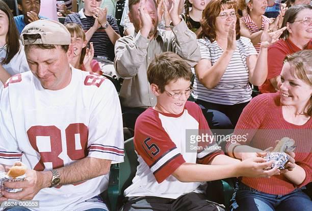 Baseball Spectators