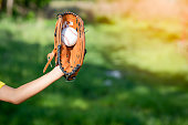 Baseball sport concept