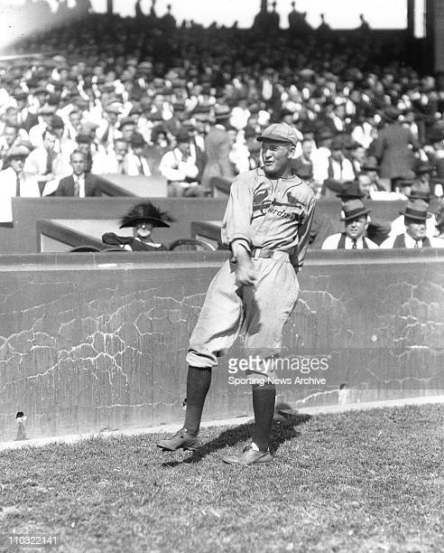 MLB Baseball St Louis Cardinals Rogers Hornsby in an undated photo
