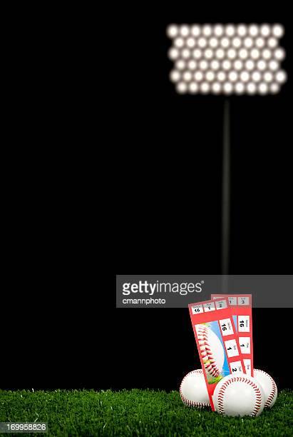 Baseball Tickets - Night Game