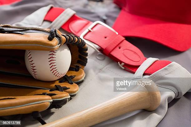 Baseball uniform and equipment