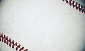 Textured baseball wallpaper. 3D Rendering
