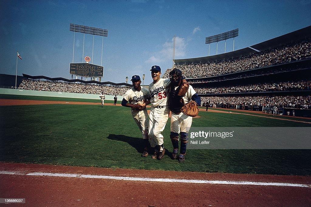 Los Angeles Dodgers vs New York Yankees 1963 World Series