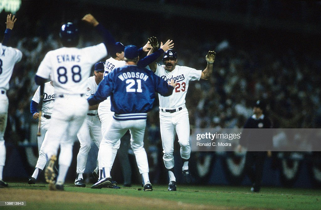 Image result for 1988 Dodgers World Series game 1