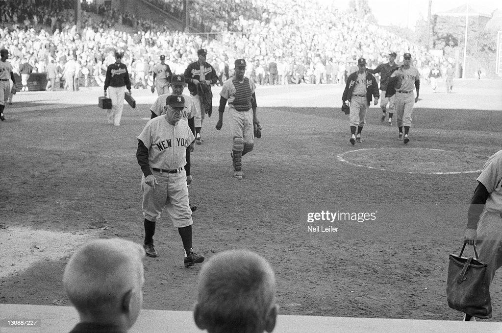Pittsburgh Pirates vs New York Yankees 1960 World Series