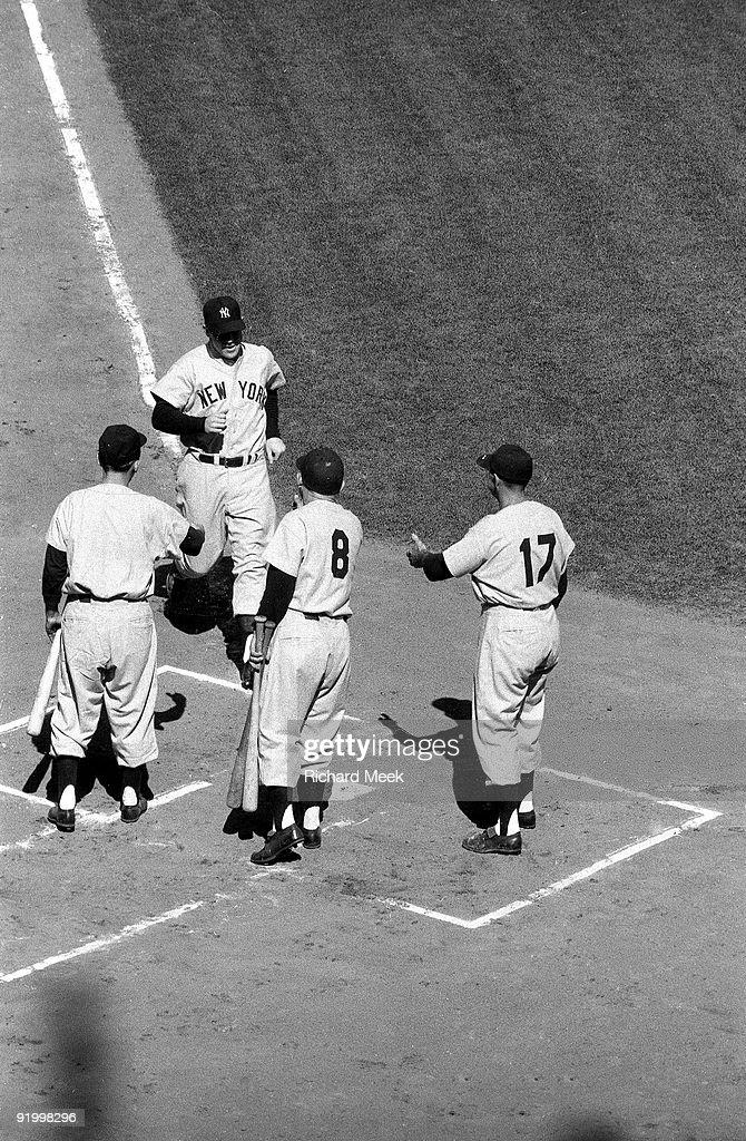 Brooklyn Dodgers vs New York Yankees 1956 World Series