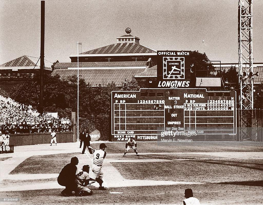 The Greatest Home Run in Baseball History
