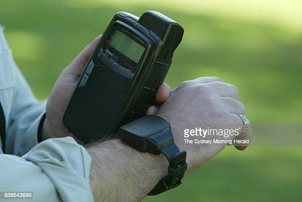 A GPS based system called The Star It is a new GPS Tracking System for sexual offenders on Parole The 2 units pictured are designed to be carried at...