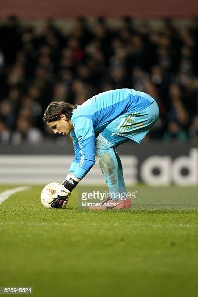 FC Basel goalkeeper Yann Sommer