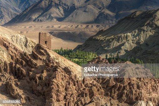 Basgo Monastery : Photo