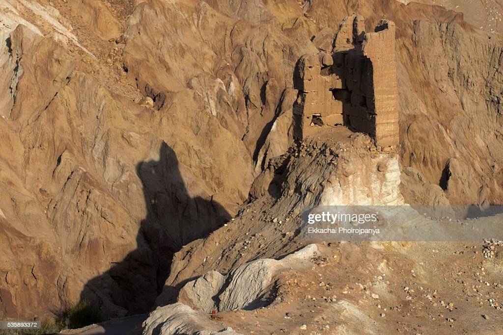 Basgo Monastery : Stock-Foto