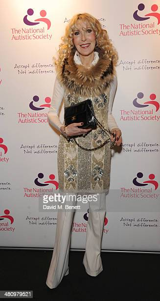 Basia Briggs attend Spectrum 2014 an annual fundraising event in support of the National Autistic Society to launch World Autism Awareness Month in...