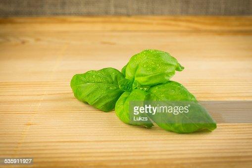 Basil's : Foto de stock