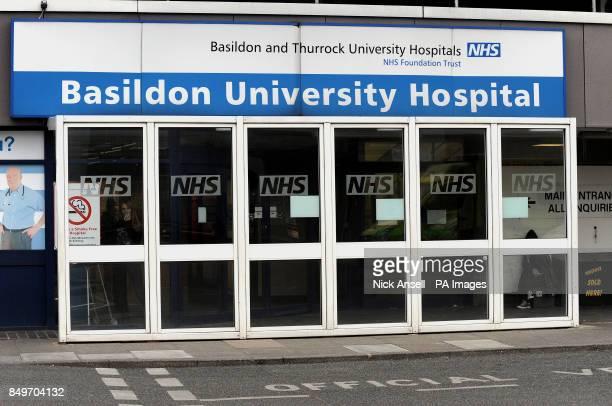 Basildon University Hospital Basildon Essex
