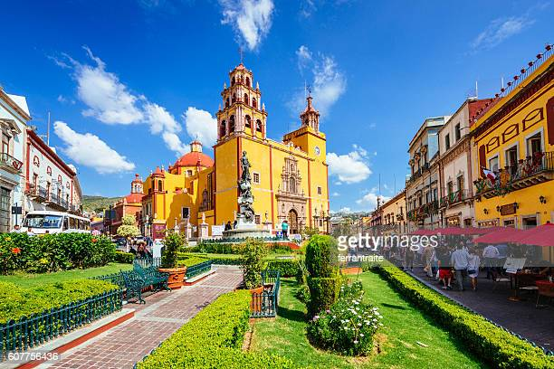 Basilica de Nuestra Señora de Guanajuato Mexico