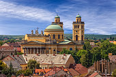 The Basilica is the only Classicist building in Eger and the second largest church in Hungary.