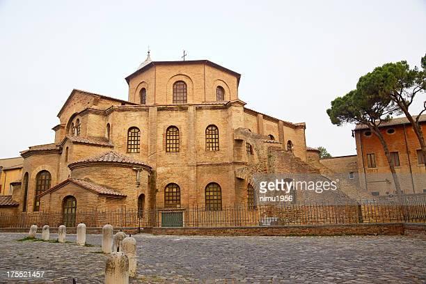 Basilica di San Vitale, Ravenna, Italy.