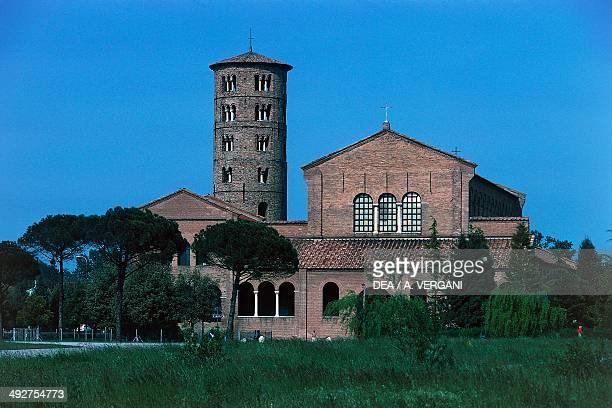 Basilica of St Apollinaris in Classe 6th9th century Ravenna EmiliaRomagna Italy