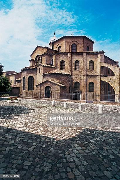 Basilica of St Vitale 4th century Ravenna EmiliaRomagna Italy